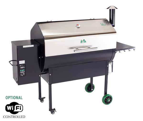 JIM BOWIE GRILL (STAINLESS STEEL)